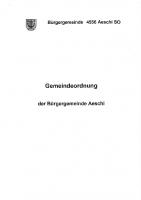 Gültige Gemeindeordnung ab 2006