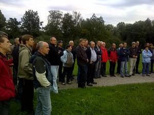 Anlass BWSOLEWA September 2012